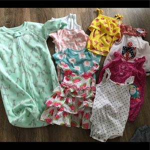 Other - Baby girl Lot Size 9 months